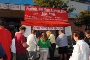 Seafood & Music Festival Wildwood