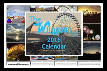 2016 Wildwood Art Calendar