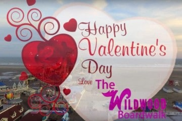 happy Valentines Day Wildwood