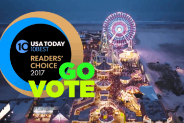 Vote Wildwood Boardwalk #1 In USA Today