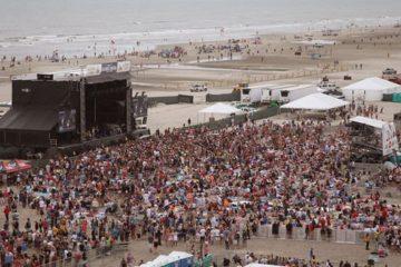Wildwood's First Beach Concert Announced