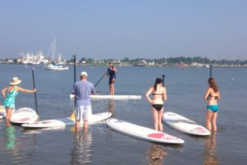 Paddle Race to Support The Children's Fresh Air Home