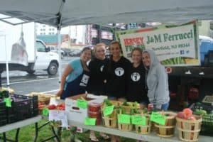 Downtown Wildwood Kicks Off Fall Farmers Market