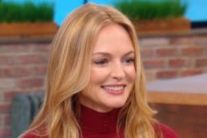 Heather Graham Talks Wildwood During Interview