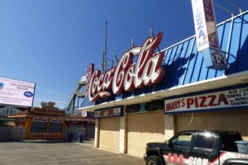 The Coca-Cola Sign Could Get Re-Lit