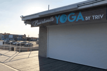 Boardwalk Yoga Update