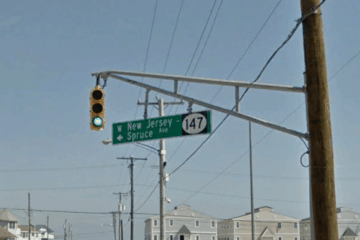 N. Wildwood's Traffic Signals To Change