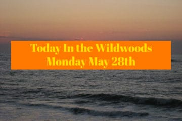 Today's Events Monday May 28th