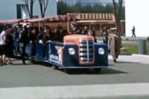 Tramcar's Oldest Footage