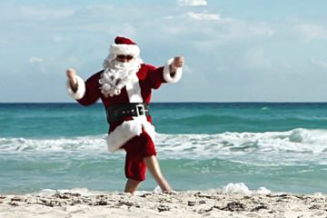 Santa On The Beach Postponed until July 22nd