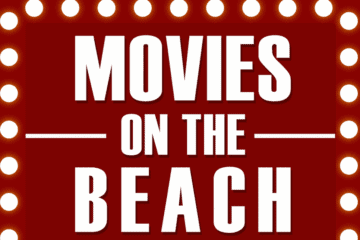 Movies on the Beach Schedule 2018