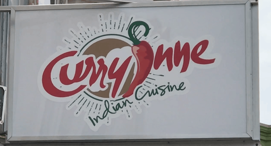 Curry Inne's Grand Opening