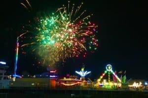 One Last Wildwood Firework Show!