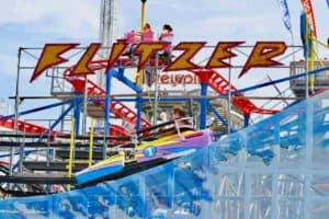 Flitzer's Final Farewell at Morey's Piers
