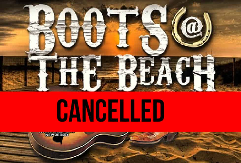 2018 Boots at the Beach Festival - CANCELLED