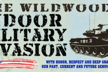 The Wildwood's Indoor Military Invasion