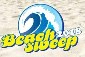 Wildwood Crest Fall Beach Sweep Oct. 20