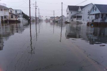 Wildwood Nor'easter Flood Videos