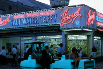 Atlantic City Once Had Tramcars