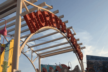 Last Day of Morey's Piers 2018