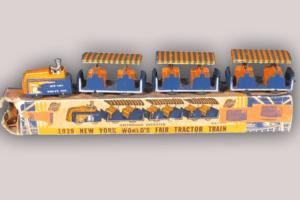 The Original Tram Car Toy
