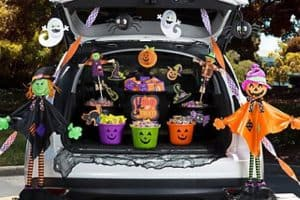 North Wildwood Trunk-or-Treat 2018