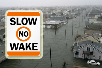 """N. Wildwood Could See """"No Wake"""" Zones For Streets"""