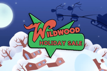 Wildwood Holiday Sale
