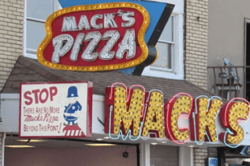 Mack's Pizza 2019 Opening Day