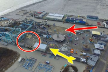 Surfside Pier Update - Jan 17th
