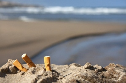 New Jersey Beach Smoking Ban Starts This Month