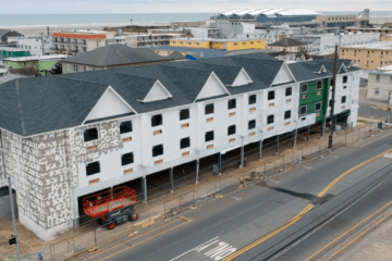 Waves Hotel Construction Update