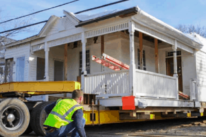 Moving A Victorian House To Cape May