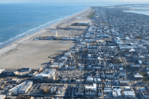Helicopter Tour Over The Wildwoods