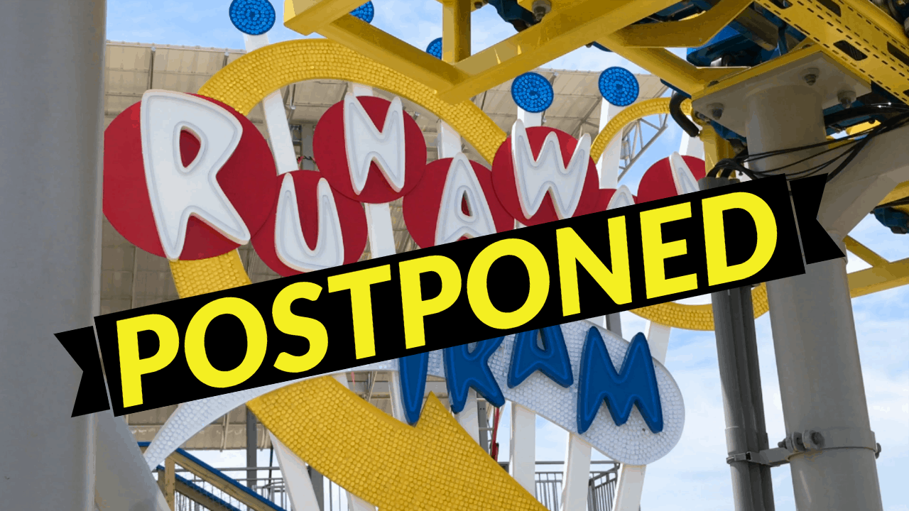 Runaway Tram Grand Opening - POSTPONED