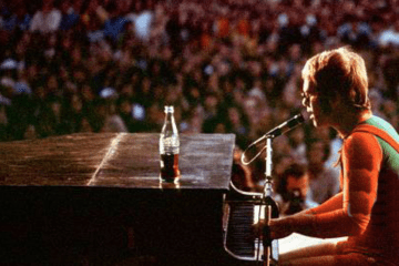 Did You Know Elton John Once Sang in Wildwood?