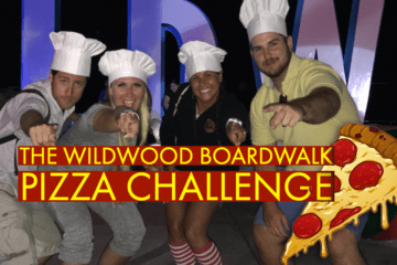 The Wildwood Boardwalk Pizza Challenge