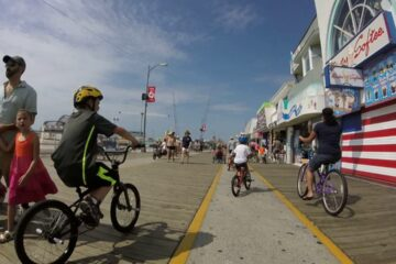 Should The Boardwalk Biking Hours Be Extended