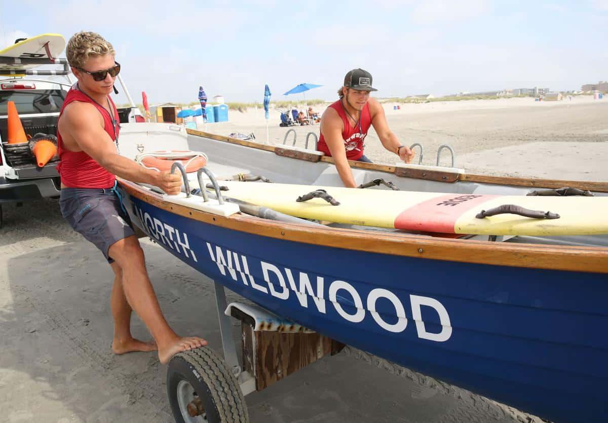 North Wildwood Beach Patrol Incident Report For Summer 2019