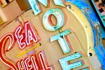 Missing Wildwood Neon Sign Found On Ebay