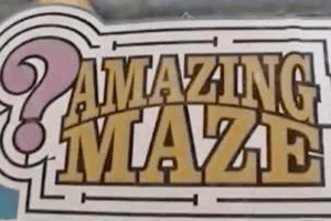 Do You Remember The Morey Amazing Maze?