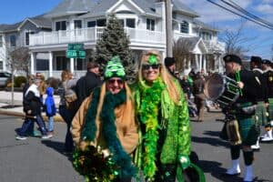 N. Wildwood St. Patrick's Day Parade