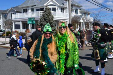 N. Wildwood St. Patrick's Day Parade