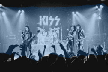 Did You Know KISS Once Performed In Wildwood?