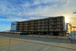 Wildwood Mahalo Motel Construction Update