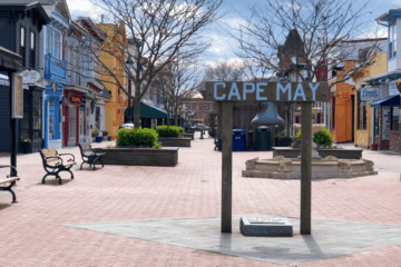 Cape May During The Quarantine