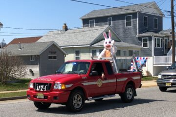 The Easter Bunny Visits Wildwood
