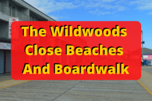 The Wildwoods Close Beaches And Boardwalk