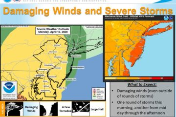 Extreme Winds and Storms Expected For The Tri-State