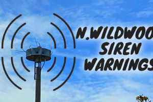 North Wildwood's Siren Warnings